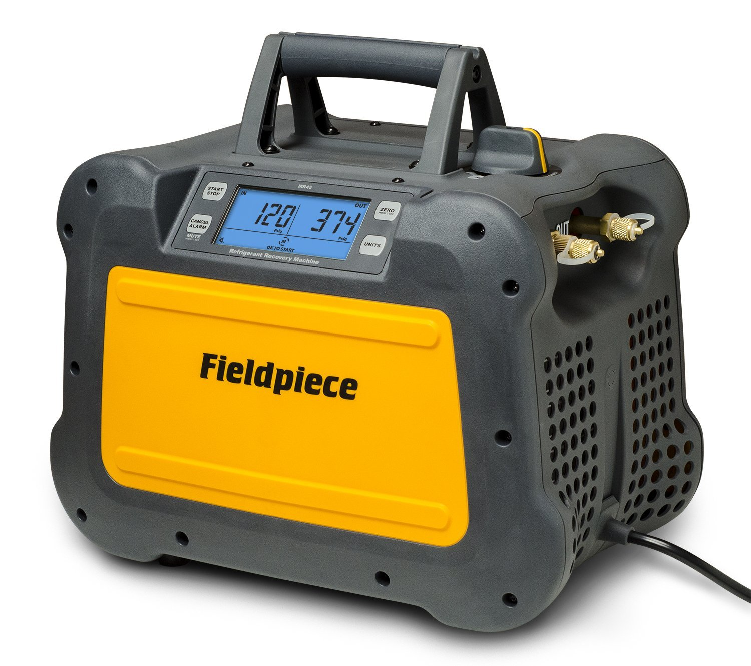 Fieldpiece Mr45 Recovery Machine Ac Distributors