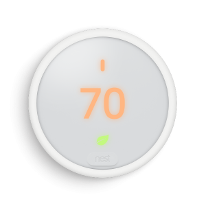 Nest Thermostat E White