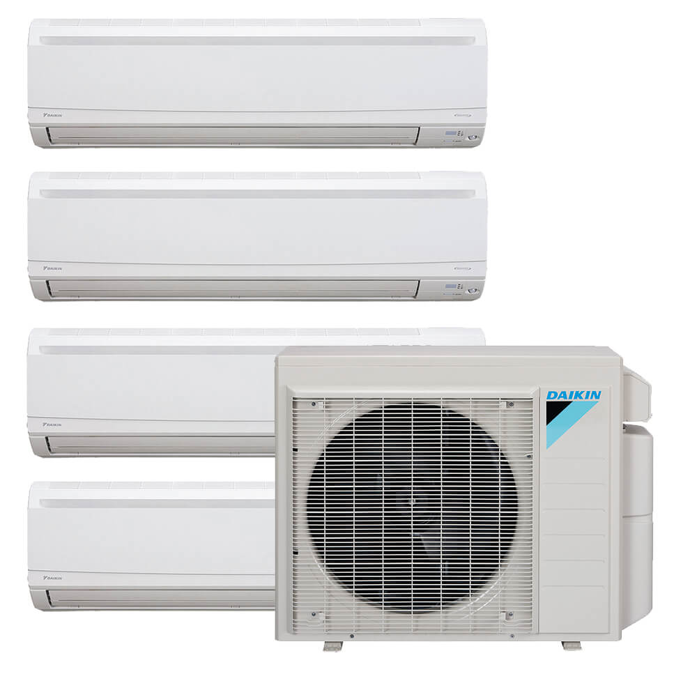 Daikin Multi Zone Mini Split Mxs Series With Wall Mounted
