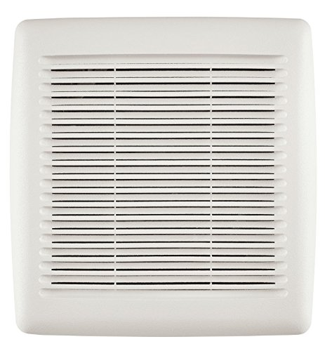 Shop Broan 0 3 Sone 110 Cfm White Bathroom Fan Energy Star: Broan InVent™ Series Single Speed Bathroom Exhaust Fan