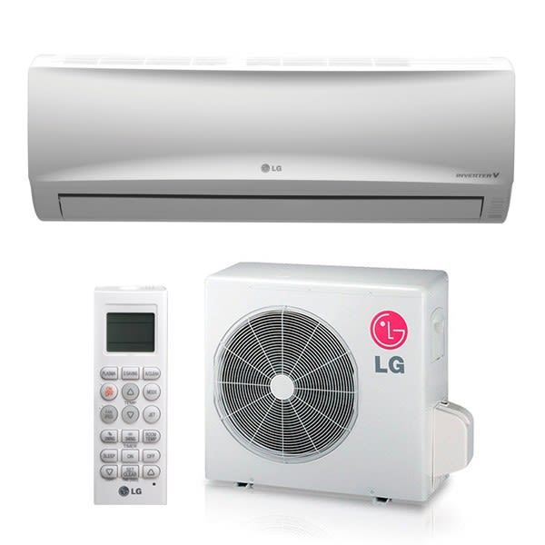 LG Ductless Mini Split Heat Pump System 17 SEER - 19 SEER up to ...