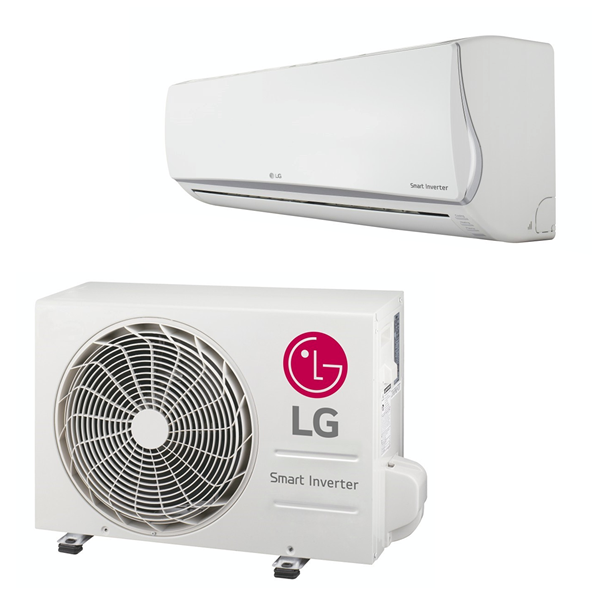 LG Ductless Mini Split Heat Pump System 21 5 SEER - 23 5 SEER up to 18000  BTU