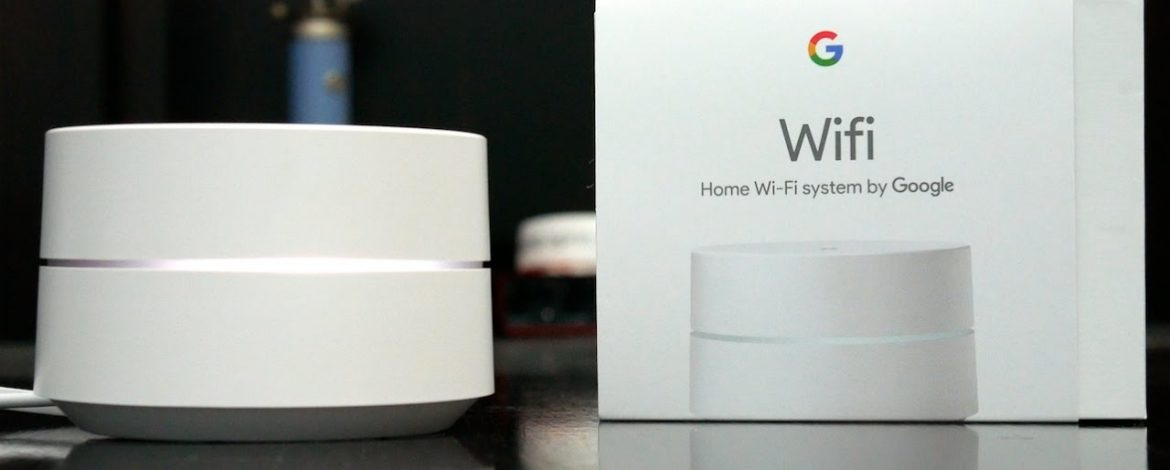 How to set up your Google WiFi